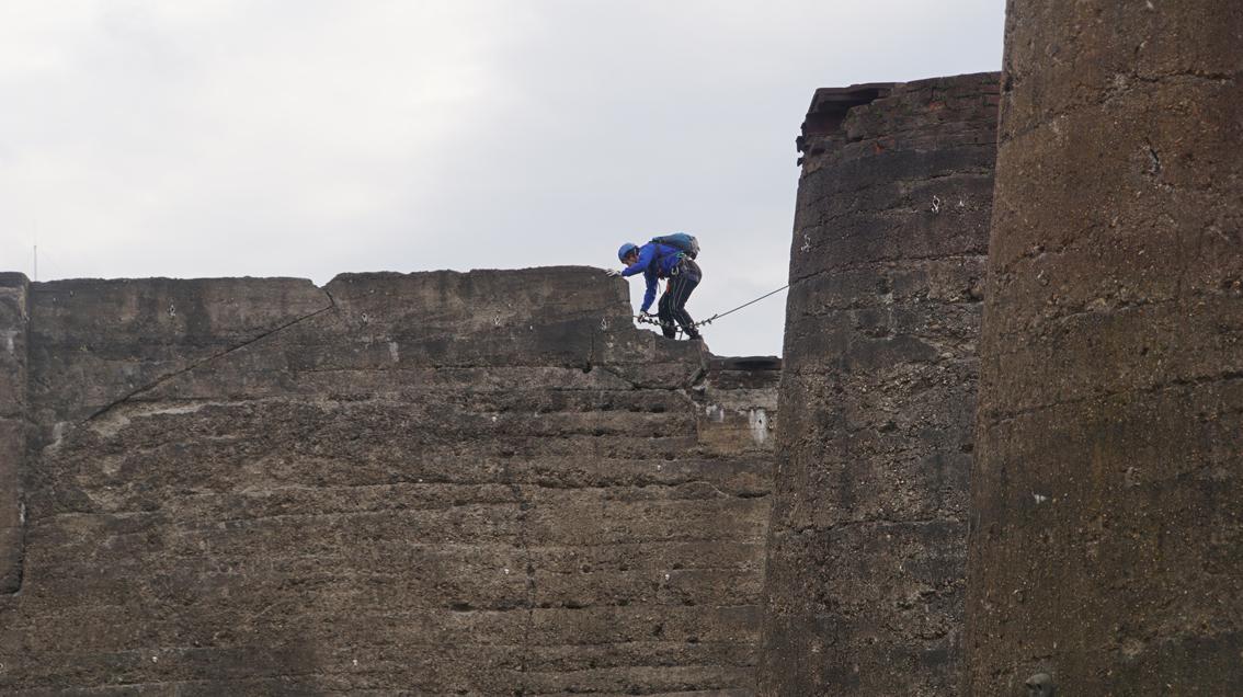 Klettersteig Duisburg : Klettergarten landschaftspark duisburg klettern und bouldern im
